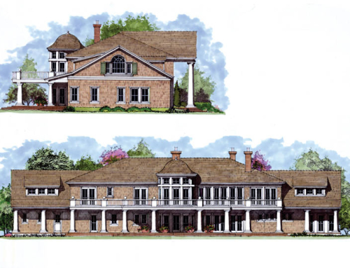 Cook Residence